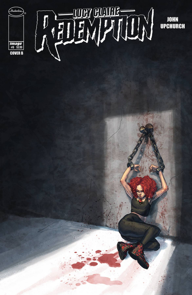 Lucy Claire: Redemption #5 (Upchurch Cover)