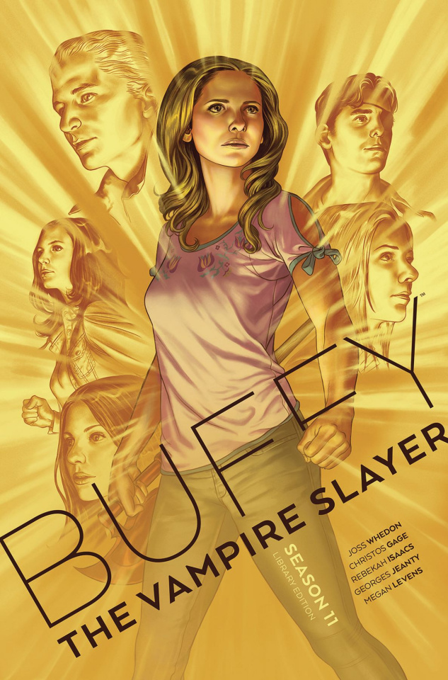 Buffy the Vampire Slayer, Season 11 Vol. 1 (Library)