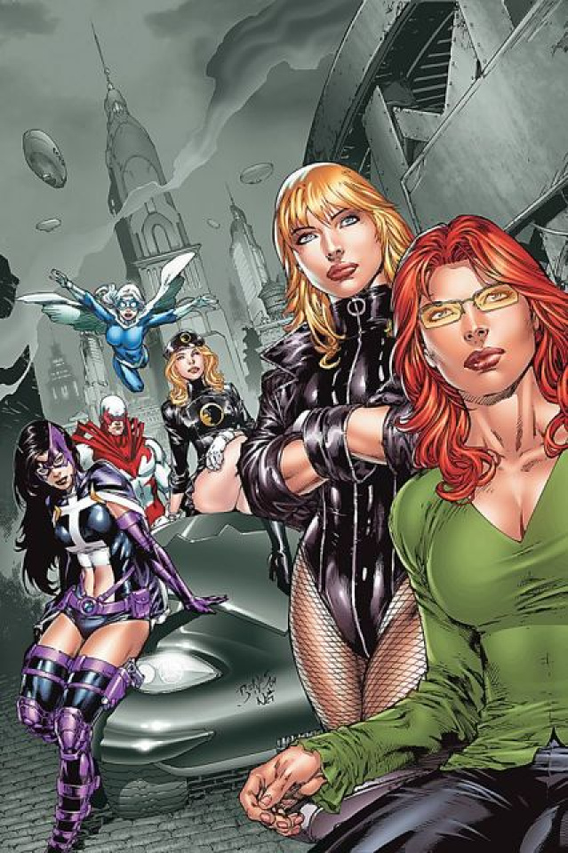 Birds of Prey Vol. 1: Endrun