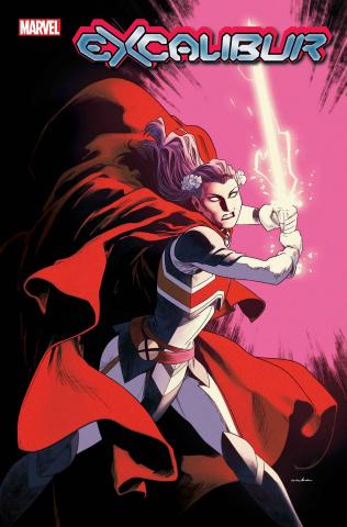 Excalibur #1 (Anka Cover)