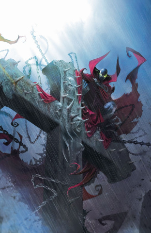 Spawn #296 (Mattina Virgin Cover)