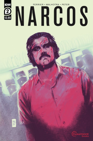 Narcos #2 (Malhotra Cover)