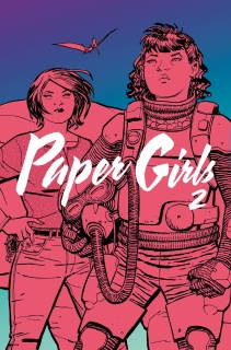 Paper Girls Vol. 2