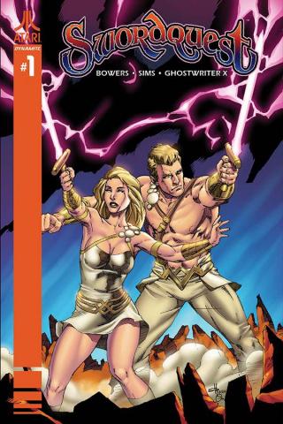 Swordquest #1 (Rubi Cover)