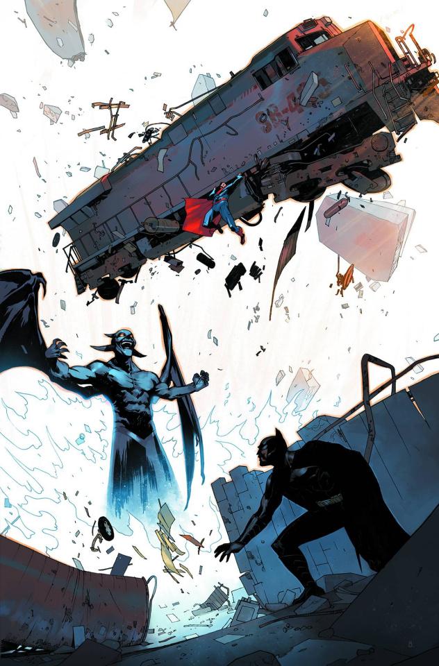 Batman / Superman #15 (Variant Cover)