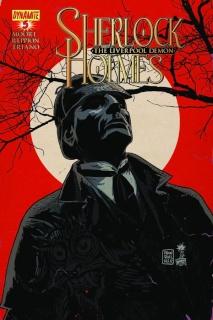 Sherlock Holmes: The Liverpool Demon #5