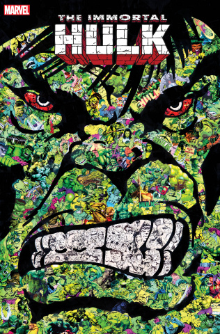 The Immortal Hulk #50 (Mr. Garcin Cover)