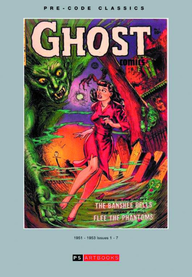 The Ghost Vol. 1