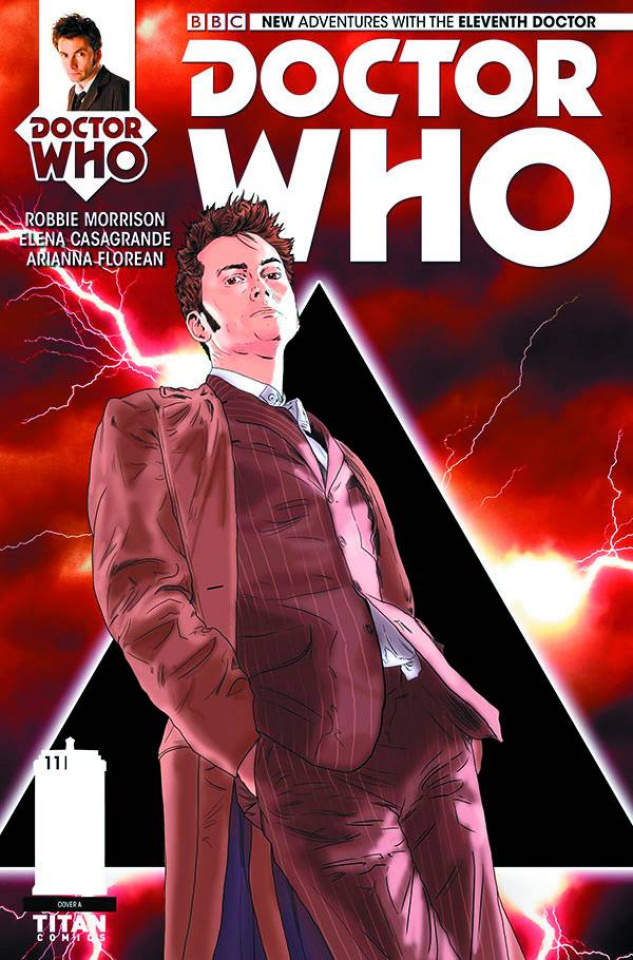 Doctor Who: New Adventures with the Tenth Doctor #11