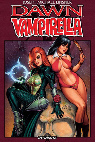 Dawn / Vampirella (Lisner Signed Edition)