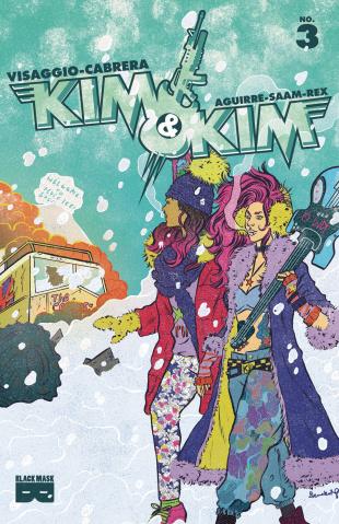 Kim & Kim #3