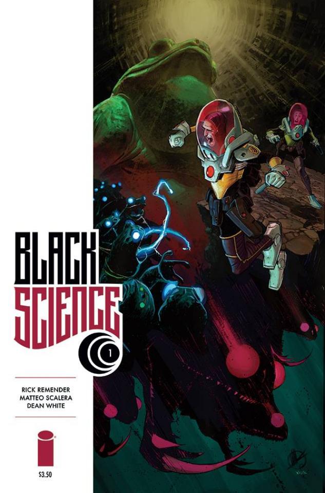 Black Science #1 (Robinson Cover)