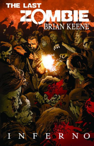 The Last Zombie: Inferno #3