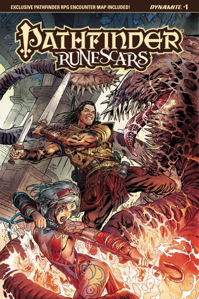 Pathfinder: Runescars #1 (Lima Cover)
