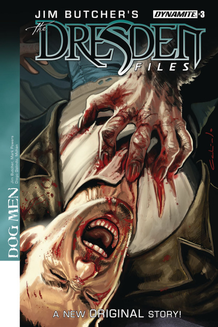 The Dresden Files: Dog Men #3