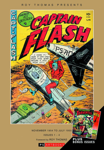 Captain Flash Vol. 1 (Includes Tormented)