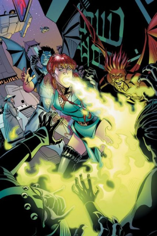 The Legion of Super Heroes #6