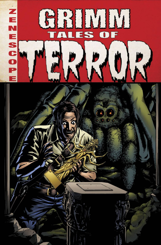Grimm Fairy Tales: Grimm Tales of Terror #2 (Eric J Cover)