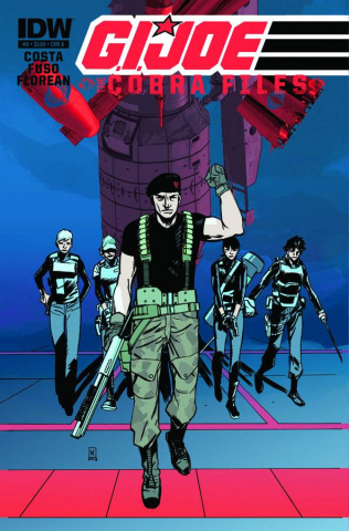 G.I. Joe: The Cobra Files #6