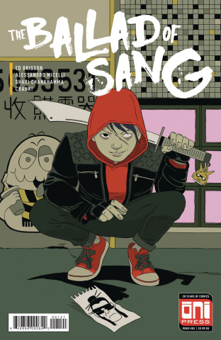 The Ballad of Sang #1 (Cover B)