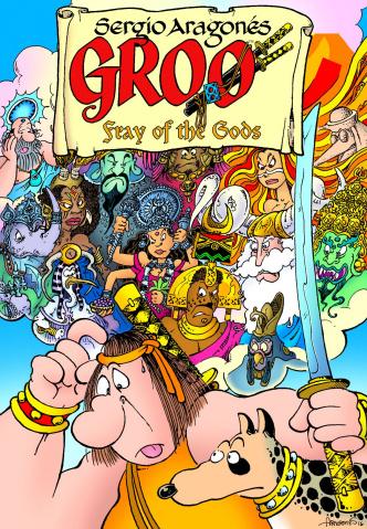 Groo: Fray of the Gods #4
