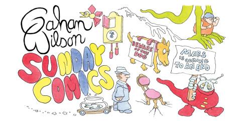 Gahan Wilson: Sunday Comics