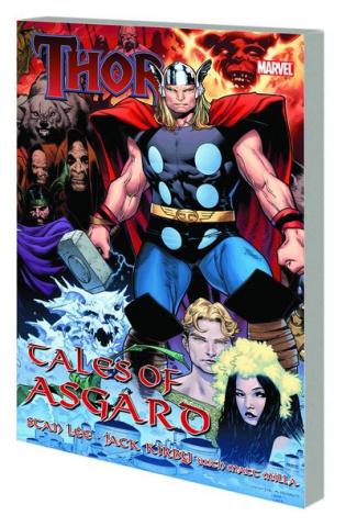 Thor: Tales of Asgard (Coipel Cover)