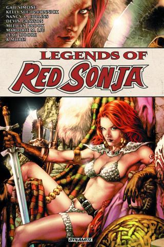 Legends of Red Sonja Vol. 1