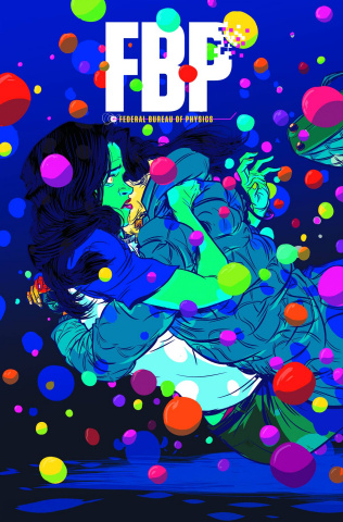 F.B.P.: Federal Bureau of Physics #9
