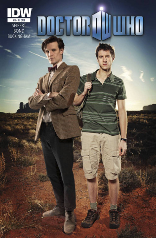 Doctor Who #3