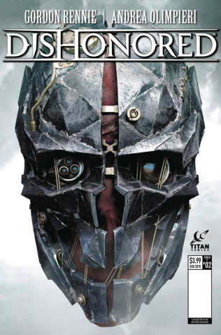 Dishonored #2 (Game Cover)