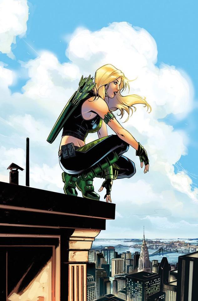 Grimm Fairy Tales: Robyn Hood - I Love NY #5 (Riveiro Cover)