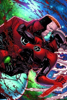 Red Lanterns #22 (Variant Cover)