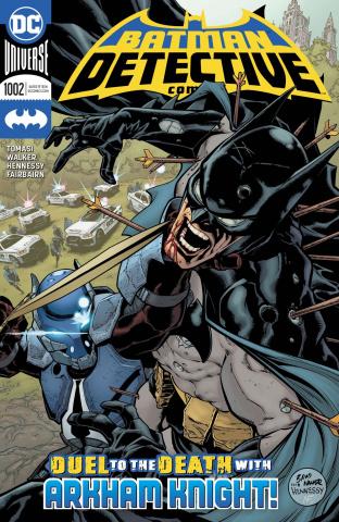 Detective Comics #1002