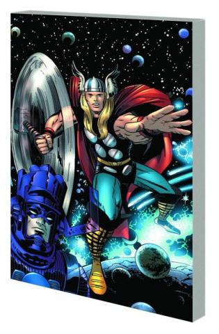 The Essential Thor Vol. 3