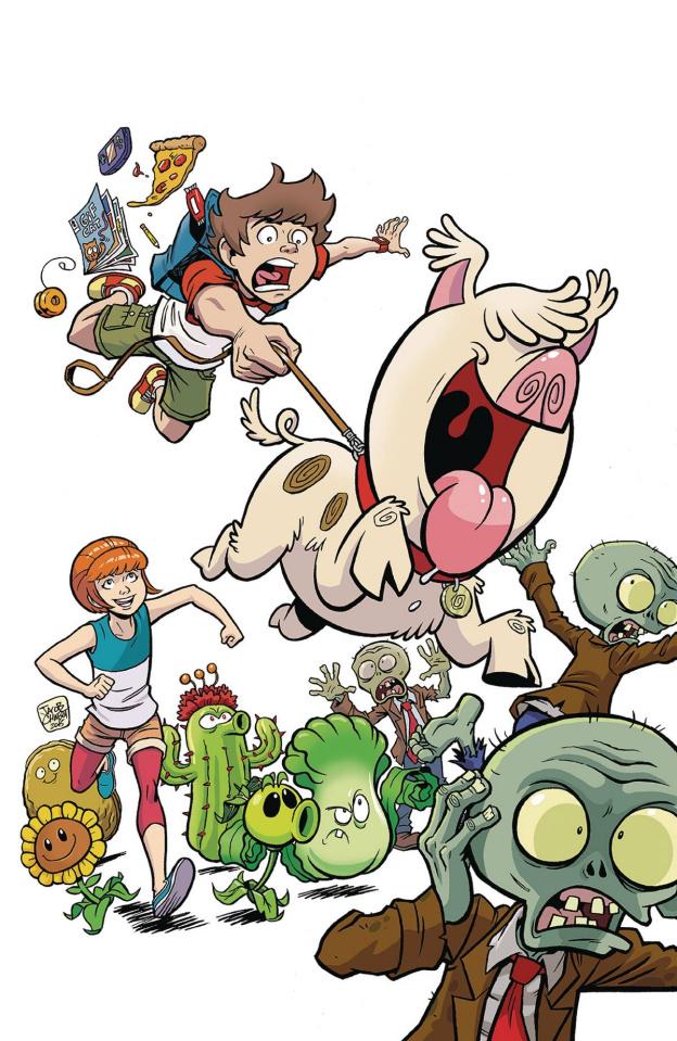 Plants vs. Zombies #11: Boom Boom Mushroom, Pt. 2 of 3