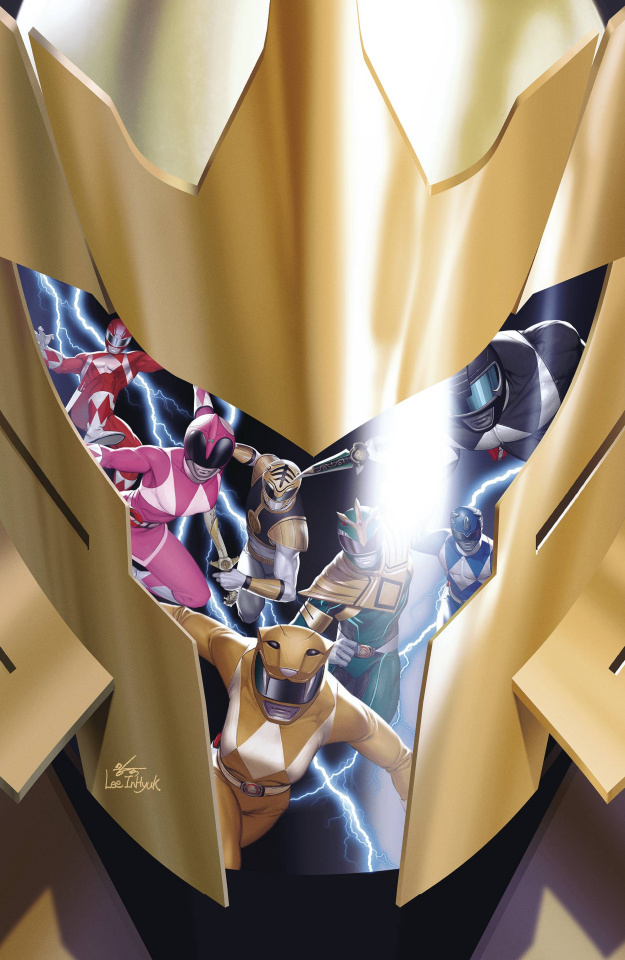 Mighty Morphin #12 (10 Copy Lee Cover)