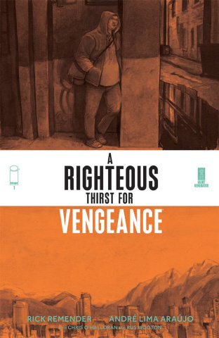 A Righteous Thirst for Vengeance #1 (Dalrymple Cover)