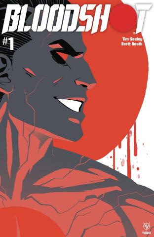 Bloodshot #1 (Templer Cover)