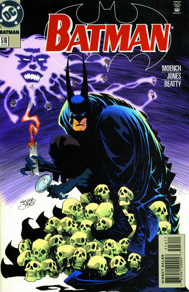 Batman by Doug Moench and Kelley Jones Vol. 1