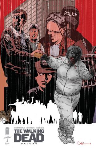 The Walking Dead Deluxe #4 (Adlard & McCaig Cover)
