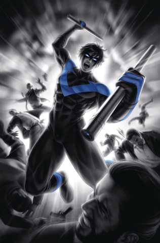 Nightwing #64 (Year of the Villain)