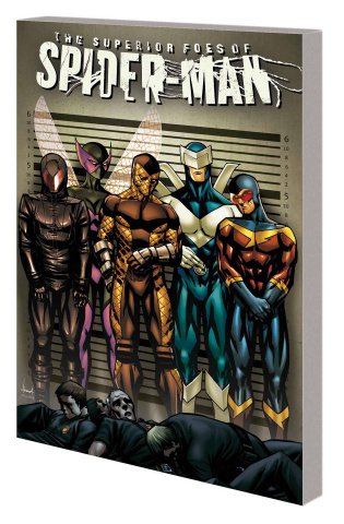 The Superior Foes of Spider-Man Vol. 2: Crime of the Century