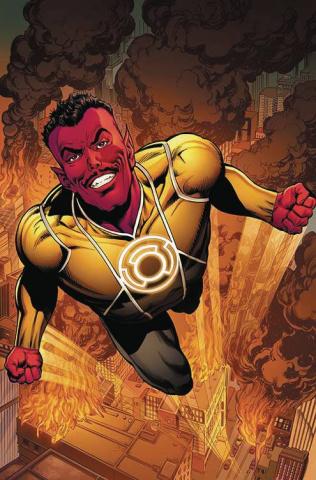 Sinestro #20 (Neal Adams Cover)