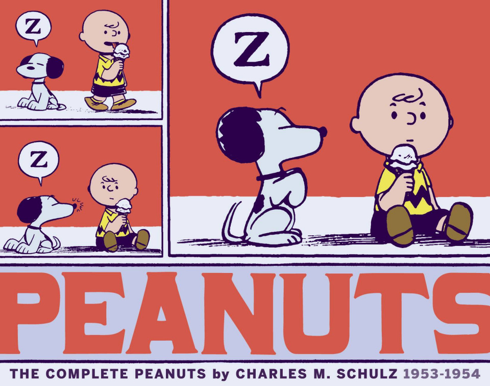The Complete Peanuts Vol. 2: 1953-1954