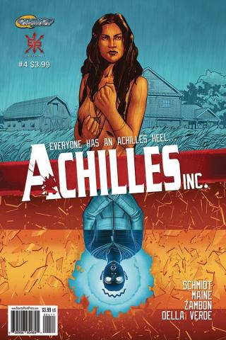 Achilles Inc. #4