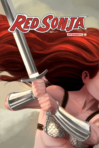 Red Sonja #18 (Bob Q Cover)