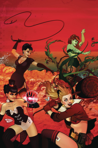 DC Comics Bombshells Vol. 3: Uprising