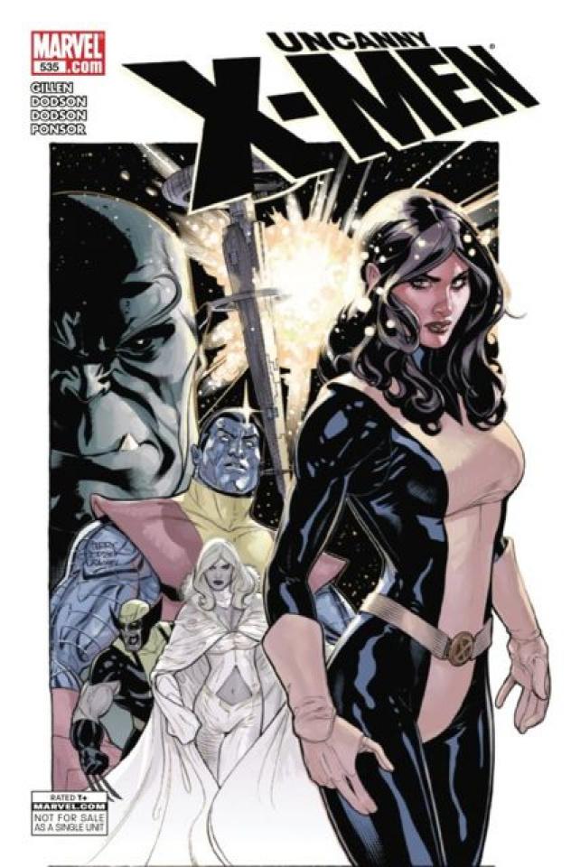 Uncanny X-Men #535