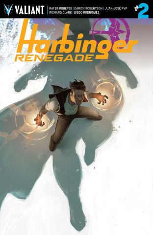 Harbinger: Renegade #2 (Palosz Cover)